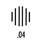 Southwest Design Stamp S-4
